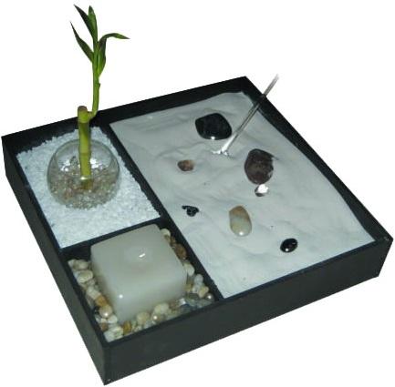 El jard n zen natural y sano for Arena jardin zen